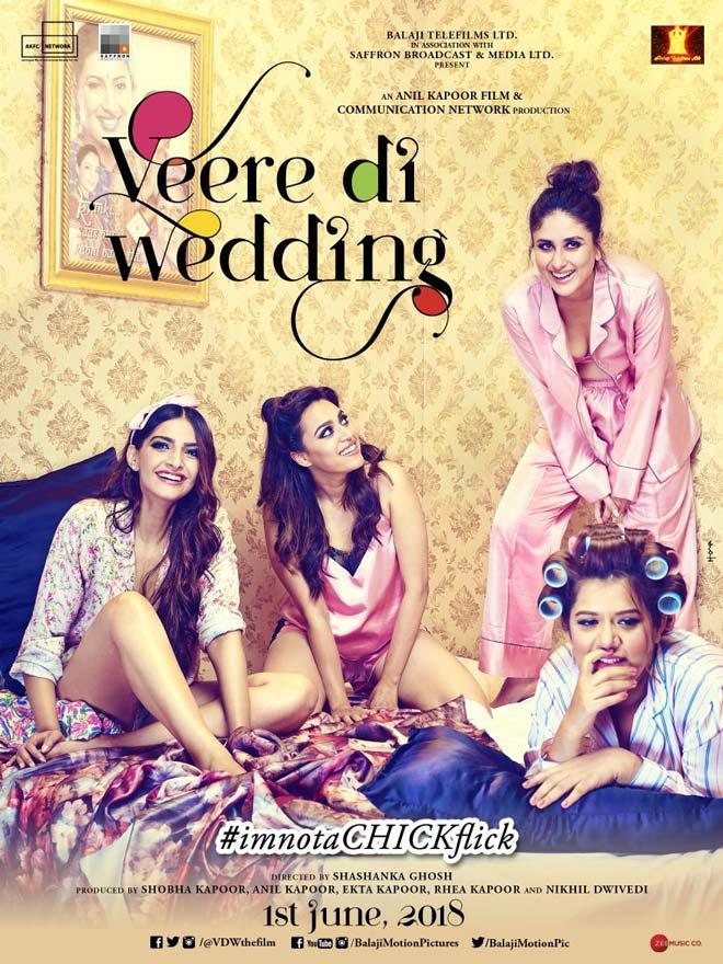 movie review Veere Di Wedding