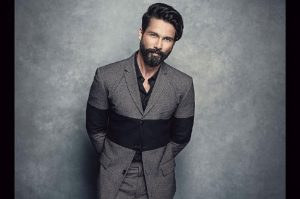 Nervous and excited about Arjun Reddy remake says Shahid Kapoor .