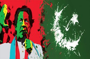 imran khan is the new pm of pakistan