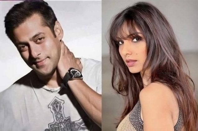 salman's girlfriend reveal #Metoo