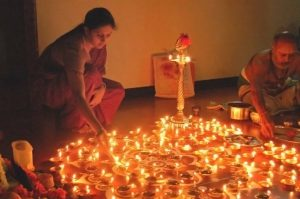 diwali festive aroma with matter of superstition