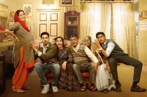 badhai ho film review and story