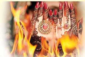 curse of dowry