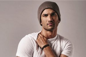 sushant singh rajput latest movie